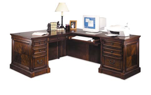 Thread: Looking for plans for a pedestal/executive office desk